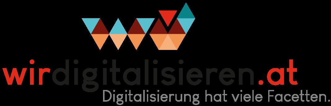 wirdigitalisieren.at Logo