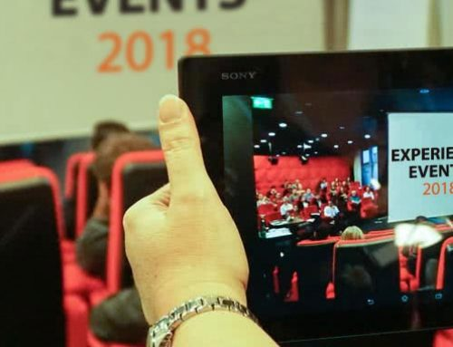 Experience & Digitalisierung Events 2018